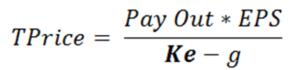 formula Ke